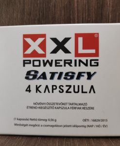 xxl powering satisfy 4db