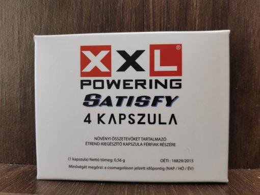 xxl powering satisfy 4db