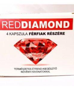 Red Diamond alkalmi potencianövelő 4db
