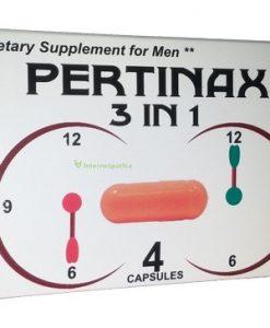 pertinax 3 in 1 potencianövelő, késleltető, spermaszámnövelő