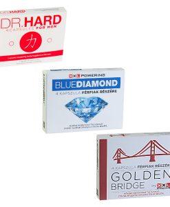 drhard-bluediamond-goldenbridge potencianövelő férfiaknak