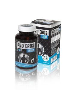 Pro Eros Extra potencia és prosztata problémákra