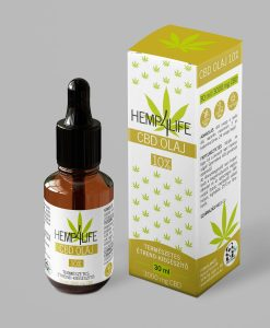 Hemp4Life CBD olaj 30 ml 10 %