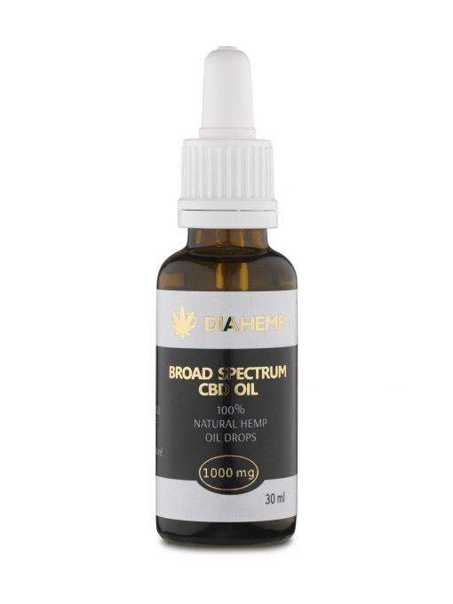 Diahemp 1000 mg CBD Kenderolaj 30 ml