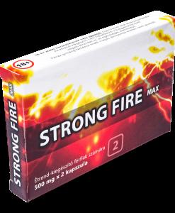 Strong Fire 2 kapszulás alkalmi potencianövelő