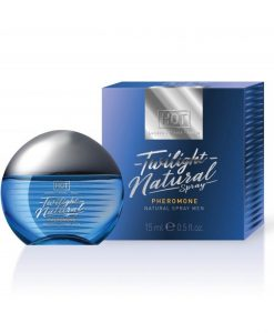 HOT Twilight Natural - feromon parfüm férfiaknak - illatmentes 30ml