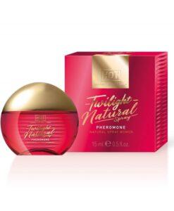 HOT Twilight Natural - feromon parfüm nőknek (15ml) - illatmentes